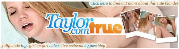 Taylor True banner
